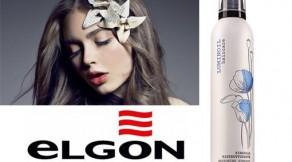 Восстановление сухих и поврежденных волос elgon